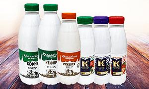 Новинки! Молочные продукты