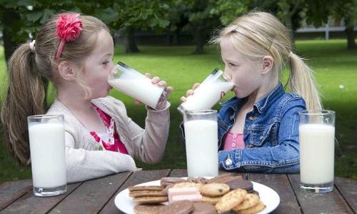 Сколько молочных продуктов можно употреблять ребенку?