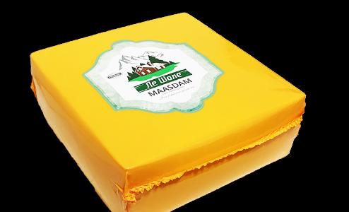 Новинка! Белорусский сыр Маасдам