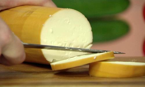 Технология приготовления колбасного копченого сыра